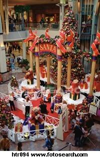 Santa Mall